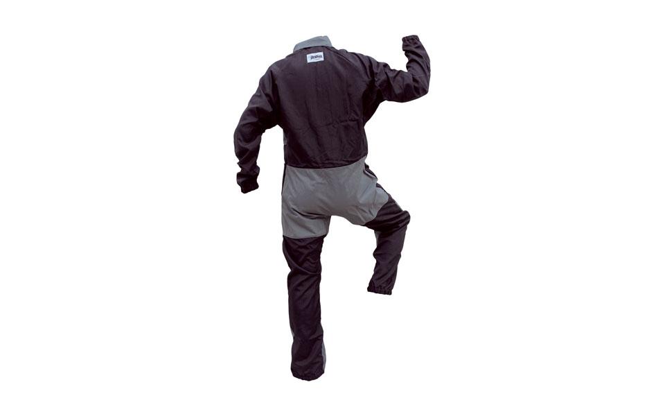 Rodcle Cueto negro espalda