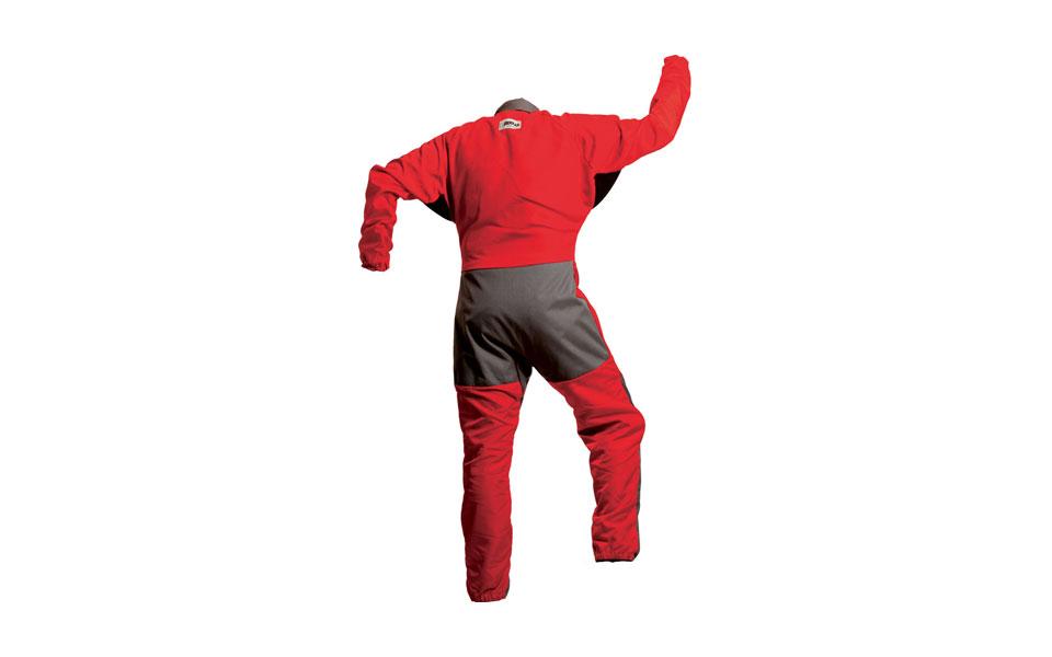 Rodcle Cueto rojo espalda